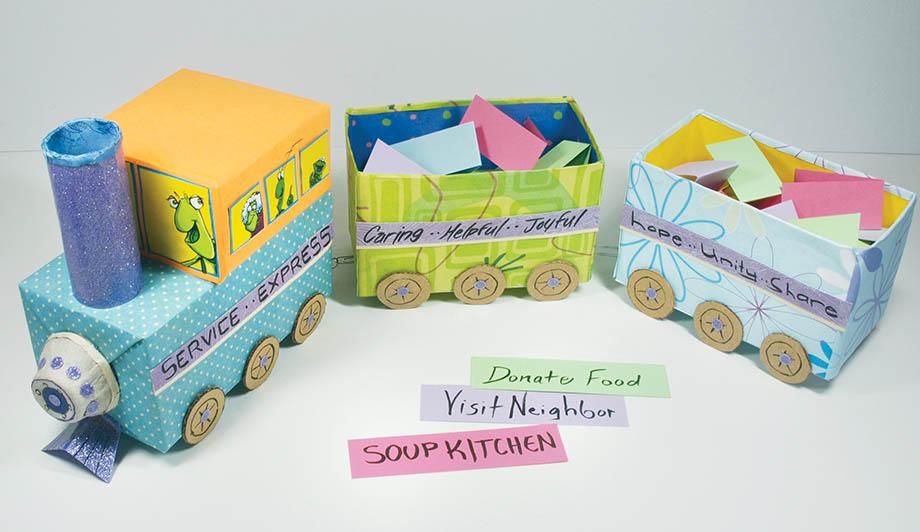 Nur's Nook: On Track for Service | Brilliant Star
